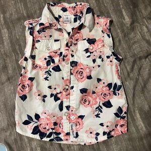 Girls shirt.